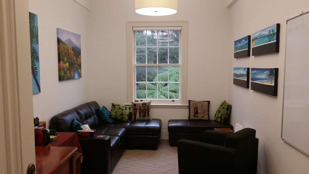 Whitworth Counselling Office in Lopdell House