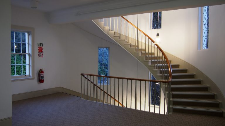 floor 2 staircase